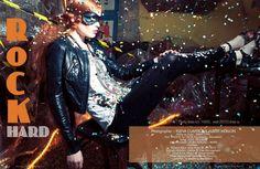 Gesche - Rock Hard, Photographer: Elena Claveron & Albert Mollon