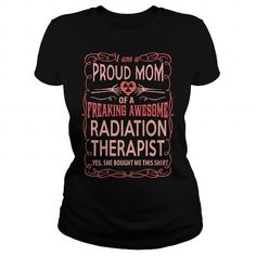 RADIATION THERAPIST T Shirts, Hoodies. Check price ==► https://www.sunfrog.com/LifeStyle/RADIATION-THERAPIST-117254494-Black-Ladies.html?41382