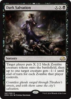 Magic: the Gathering - Dark Salvation (087/205) - Eldritch Moon