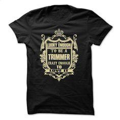[Tees4u] – Team TRIMMER T Shirt, Hoodie, Sweatshirts - shirt design #teeshirt #clothing