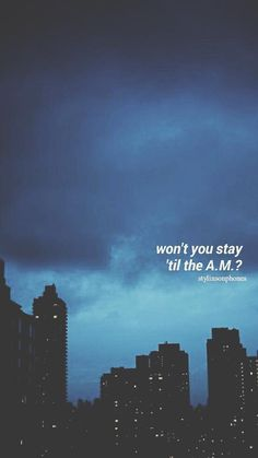 A.M. | @stylinsonphones
