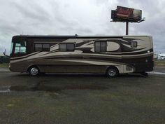 2007 Used Holiday Rambler Ambassador 40SKT Class A in Oregon OR.Recreational Vehicle, rv, 2007 Holiday Rambler Ambassador Aluminum Rims Power awnings and door awning Slide out topper awnings Slide out storage tray outside shower central vac Power leather cab seats Washer/dryer combo Leather love seat Hide a bed sofa Back up camera and side cameras Power mirrors with defrost Automatic leveling system This RV has it all. To many more options to list them all. This one is loaded and is in…