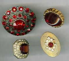 Buttons, Sewing (Pre-1930), Antiques