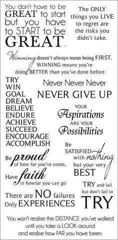 Motivation Rub-On Quotes 471420