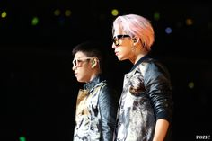 TOP, G-Dragon