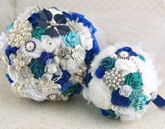 Hey, I found this really awesome Etsy listing at http://www.etsy.com/listing/121609064/brooch-bouquet-wedding-bouquet-bridal