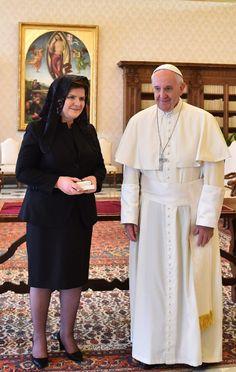 Beata Szydło na audiencji u papieża (ZDJĘCIA)