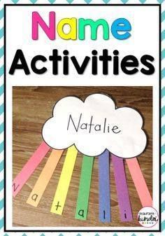 Easy Name Activities Kids Education Activities Kids fun and educational ideas. Tips for teaching kids to learn the alphabet and reading. Free printables, information, tips and more education activities free printable Name Activities Preschool, Name Writing Activities, Kindergarten Names, Toddler Learning Activities, Preschool Lessons, Teaching Kindergarten, Preschool Classroom, Classroom Activities, Teaching Kids