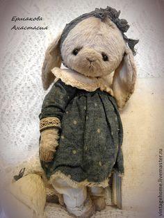 Катюшка - серый,зайка,заяц,зайчик,девушке в подарок,зайка девочка,зайка тедди