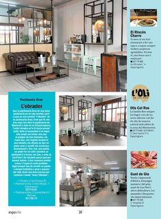 Gràcies a la Revista Espavila per la nota! 🤗😃 Floor Plans, Note, Journals, Gray, Floor Plan Drawing, House Floor Plans
