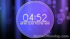 Color Bubbles 5-minute Church Countdown by Motion Worship
