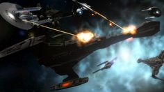 At least, that's what the Klingons think of the Federation fleet. This was another scene requested by Ivalice1990. As seen here, the USS Apollo coordinates her sister ships in attacking two newly c...