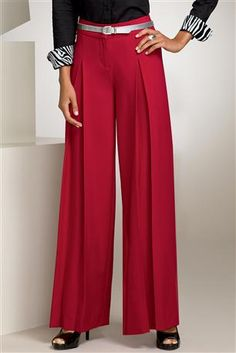 Pleated-Palazzo-Pant(metrostyle Tall)