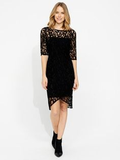 PORTMANS $119.95 Grace Lace Shift