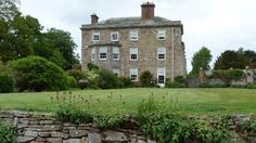 The National Trust's Morville Hall, Shropshire, is a stone-built house of Elizabethan origin. British Garden, Garden Nursery, Interesting Buildings, National Trust, Nature Reserve, Historic Homes, Beautiful Homes, Home And Garden, England
