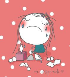 LLORAR ES BUENO Y NECESARIO A VECES Portfolio | misspink.es Sketch Manga, Cartoon Gifs, Baby Cartoon, Lovely Creatures, Holly Hobbie, Stick Figures, Illustrations, Cute Little Girls, Cute Images