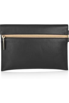 leather pouch ▲ victoria beckham