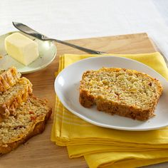 Fully Loaded Beer Bread... officially obsessed with beer breads