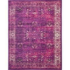 Imperial Lilac (Purple) 10' x 13' Rug