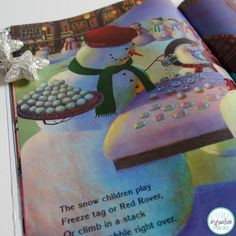 Lesson plans for Snowmen at Christmas. Perfect read aloud for practicing cause and effect in December.
