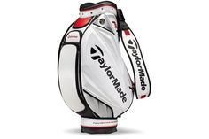 Taylor Made Golf TMX Staff Bag! My New Bag!