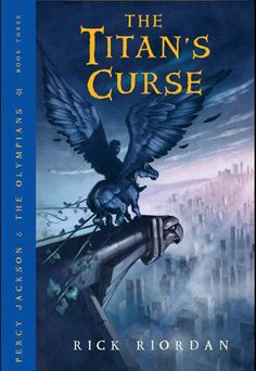 I like how Rick Riordan hides myths within the story, leaving clues for the reader for he or she to discover. But he does love a deus ex machina. Finished: 1/13/14
