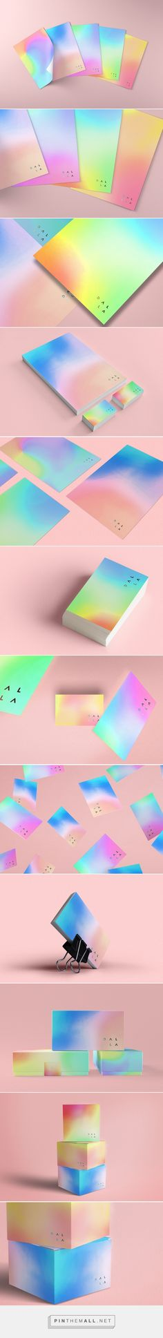 Cartas de color
