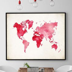 India map wall art india map print map of india poster india map wall art india map print map of india poster watercolour india continent map home decor nursery india theme 723 pinterest india map gumiabroncs Images