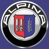 Alpina Burkard Bovensiepen GmbH & Co. KG - Founded: Headquarters: Buchloe, Germany. Selling their own cars, based on BMW cars. Car Brands Logos, Car Logos, Bmw Logo, Buick Logo, Bmw Design, Bmw Motors, Pirelli Tires, Car Hood Ornaments, Bmw Alpina