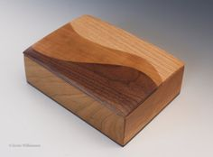 S Curve Box 163 by KevinWilliamson on Etsy