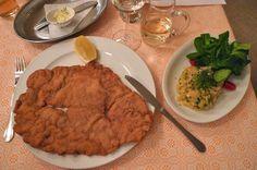 Ottenthal, Kantstr. 153, 10623 Berlin // Österreichisch, Dinner, Schnitzel