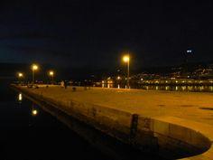 Notturno sul Molo Audace