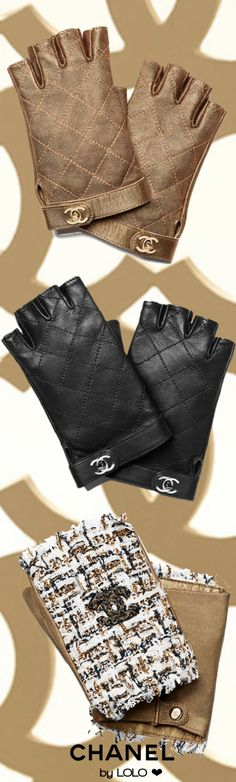 Chanel Gloves   LOLO