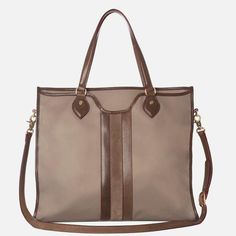 MZ Wallace Cocoa Bedford Julie | New for AW14, the Julie is a large structu...