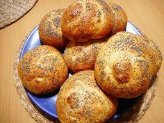 Recept na briošky bez lepku Bagel, The Creator, Bread, Youtube, Food, Brot, Essen, Baking, Meals