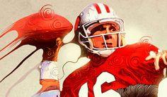 Amazing Sports Icons by Raul Urias