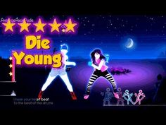 Just Dance 2014 - Die Young - 5* Stars (DLC) - YouTube