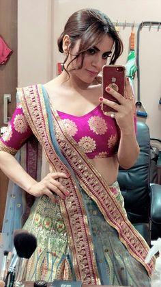 Girl Celebrities, Indian Celebrities, Dress Indian Style, Indian Dresses, African Fashion, Indian Fashion, Lehnga Dress, Lehenga Choli, Beautiful Pakistani Dresses