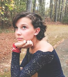 omg Millie is too gorgeous