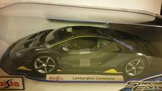 Cool Great **BRAND NEW** Maisto 1:18 Scale Diecast Model Lamborghini Centenario (Gray) 2017 2018