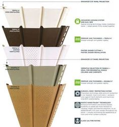 55 Best Soffit And Fascia Color Images Exterior Design