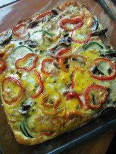 Easy Egg Bake 3pts+