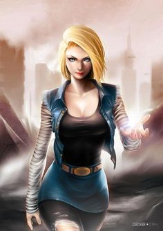 Dragon Ball Z: Android 18