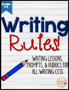 Are you looking for an ALL-IN-ONE writing tool that incorporates all of the writing standards into one resource?  Are you looking for interactive notebook work, while also incorporating authentic writing?   This is the writing tool for you!  I am a language arts teacher, which means that it is my responsibility to also make sure that though not tested, my students leave me better writers, thinkers, speakers, and users of vocabulary.