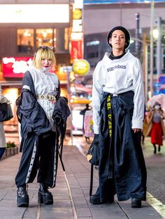"Outlander sur Twitter : ""Tokyo Fashion Week Street Style!… """