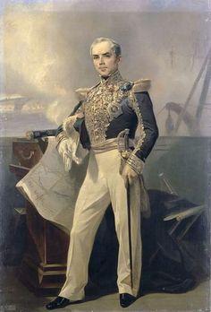 Armand Joseph Bruat, amiral de France (1796-1855)