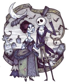 Jack et sally wedding