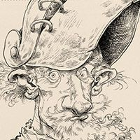 Chris Riddell, Don Quixote Dom Quixote, Honore Daumier, Amazing Drawings, Chivalry, Illustrators, Book Art, Character Design, Animation, Artists