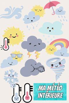 Je m'amuse parfois à créer des outils avec des applications pour smartphone telles que Pic Collage. C'est en découvrant un des thèmes que j'ai eu l'idée de le détourner pour fabriquer un outil de météo intérieure à destination des enfants. Son originalité est qu'il utilise un style japonais relatif au Kawaii (mignon), ce qui rend l'outil …