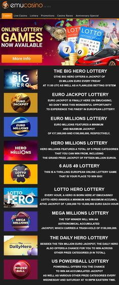 20 Best Online Lottery Tickets images in 2013 | Online